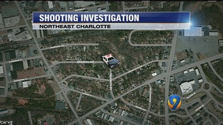 Police respond to person shot in northeast Charlotte