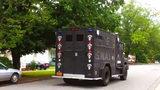 SWAT standoff ends in northeast Charlotte; 1 man in custody