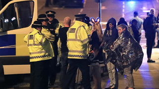 Police: Manchester concert blast being treated as terrorism