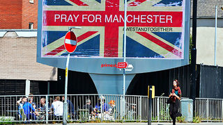Manchester police hunt for accomplices; victims young as 8