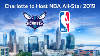 Charlotte to host 2019 NBA All-Star Game
