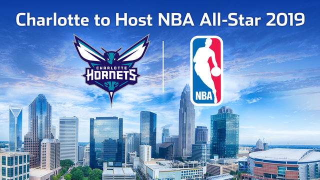 Charlotte to Host NBA All-Star Game in 2019