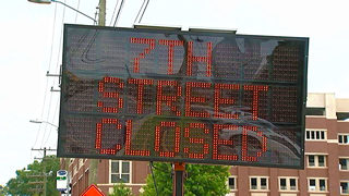 TRAFFIC ALERT: Parts of East 7th Street to close for nearly 1 month