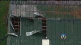 EF-1 tornado hit, traveled over 7 miles in Union Co., NWS says