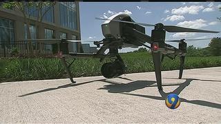 9 Investigates lack of drone privacy rules