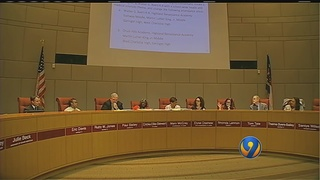 Controversial CMS student assignment vote divides board members