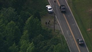 PHOTOS: CMPD conducting search for missing Uber driver in Rock Hill