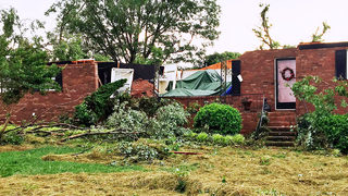 North Carolinians cleaning up after possible tornadoes hit 4 counties