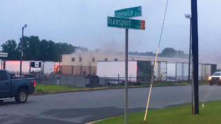 More than 60 firefighters battle 3-alarm business fire in north Charlotte