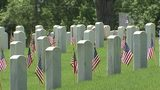 Names of Union soldiers not marked at Salisbury cemetery