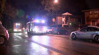 PHOTOS: 2 men shot to death at north Charlotte apartments
