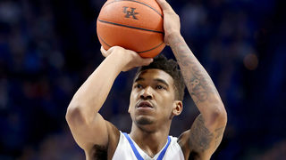 Hornets select guard Malik Monk with No. 11 pick in draft