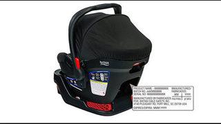 RECALL: Choking hazard prompts Britax to recall 207K child car seats
