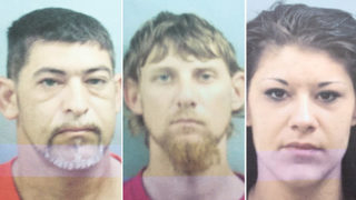 Trio charged after man shot to death in Chesterfield Co. soybean field