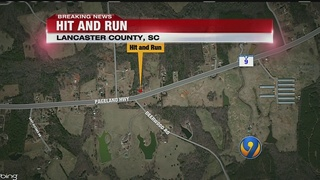 Hit-and-run being investigated in Lancaster County