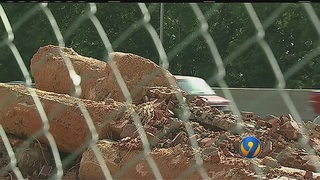 Some residents along I-77 anxious for new noise barrier