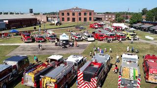 Sound the alarm: Fire Truck Festival set for NC Transportation Museum