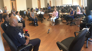 Mayor pro tem hosts town hall on public safety careers for women, minorities