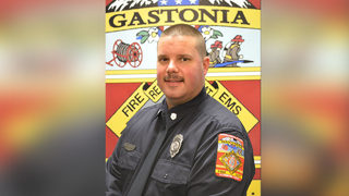Firefighter suffers aneurysm battling Gastonia apartment fire