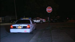 IMAGES: Home invasion leads to shooting, stabbing in Statesville