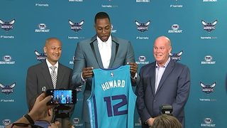 8-time All-Star Dwight Howard: I have a lot left in the tank