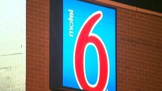 IMAGES: Man shot at south Charlotte Motel 6