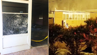 Arson at old Charlotte elementary school causes $175K in damage
