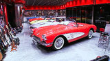 Fancy cars, rare items up for auction at Siskey estate