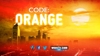 CODE ORANGE: Heat, stagnant air prompt air quality alert