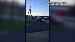 Video shows man firing shots in Lancaster following fight