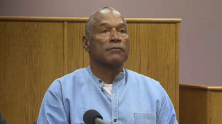 OJ Simpson granted parole, will be released in October