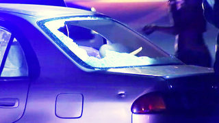 17-year-old critically injured after being shot in head inside car