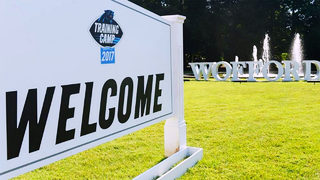 FOOTBALL IS BACK: Panthers arrive for training camp