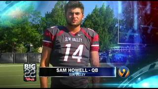 Big 22 campaign video - Sam Howell - Sun Valley