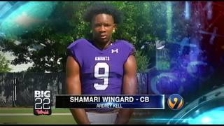 Big 22 campaign video - Shamari Wingard - Ardrey Kell