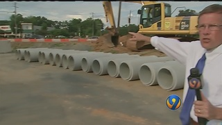 Charlotte widening project completion date extended almost 2 years