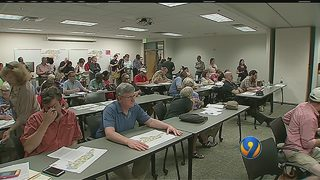 Citizens address proposed state voting maps