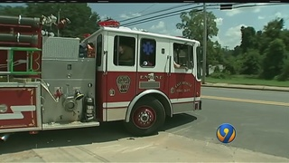 East Spencer only working fire truck topic of discussion