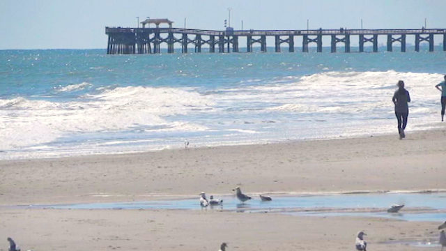 Swimming advisory issued at North Myrtle Beach after high bacteria levels detected
