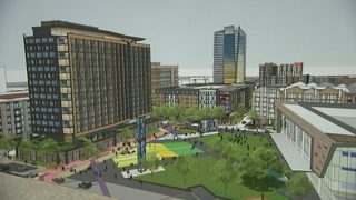 Marshall Park to get bulldozed for redevelopment