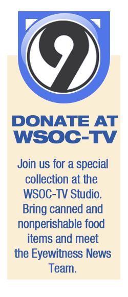 9 Food Drive | WSOC-TV