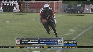 HSFE: Week 5: Play of the Week
