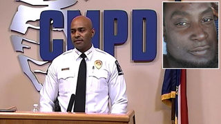 Chief unveils possible changes to CMPD following Keith Scott shooting