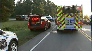IMAGES: Police investigating deadly wreck in Iredell County