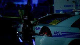 IMAGES: Detectives investigate Charlotte