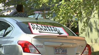 City considers limiting parking near Charlotte abortion clinic