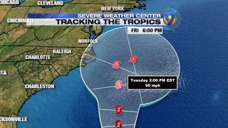 HURRICANE TRACKER: Carolinas, Mid-Atlantic should watch Maria, forecasters say