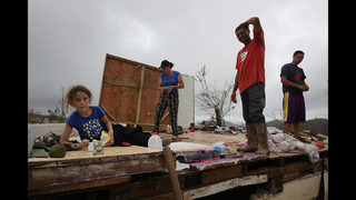 Hurricane aftermath: Here
