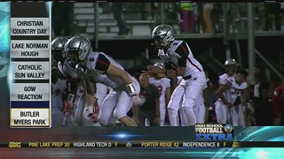 GAME OF THE WEEK: Butler defeats Myers Park 28-7
