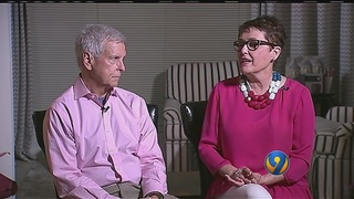 Charlotte couple share fight against breast cancer